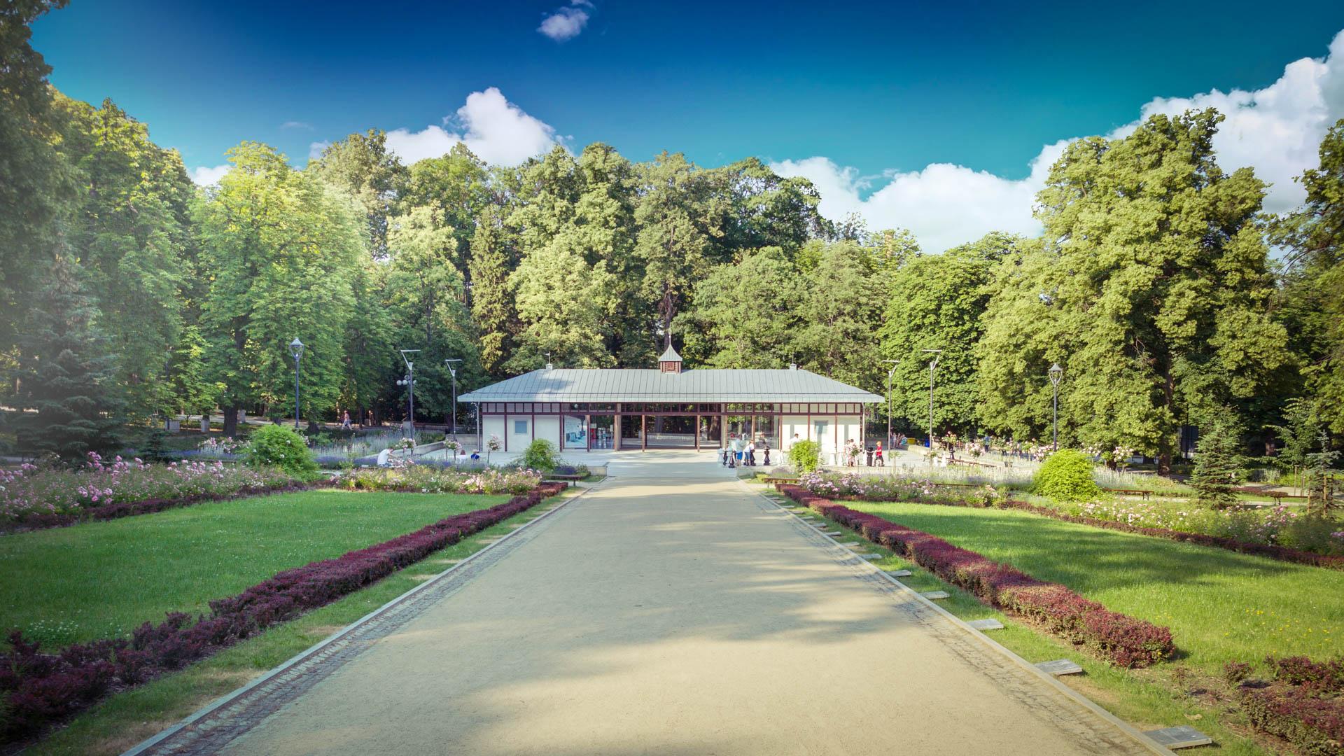 Park w Polanicy
